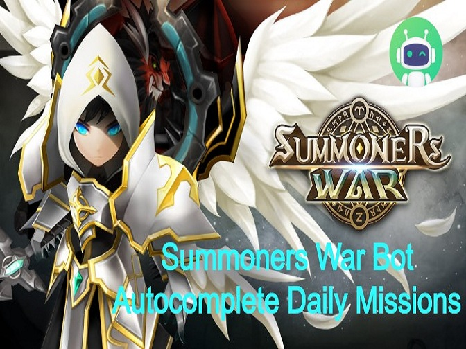 Summoners War Bot Autocomplete Daily Missions