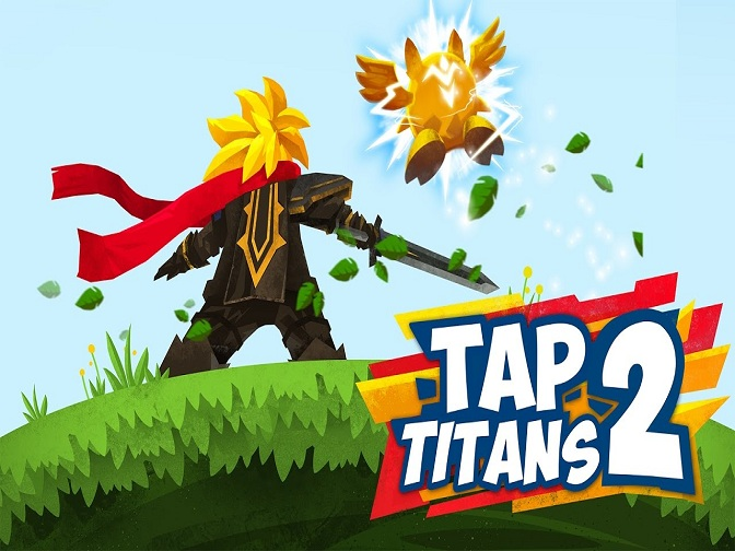 Vote for Tap Titans 2 Bot to force the pace on creating it!