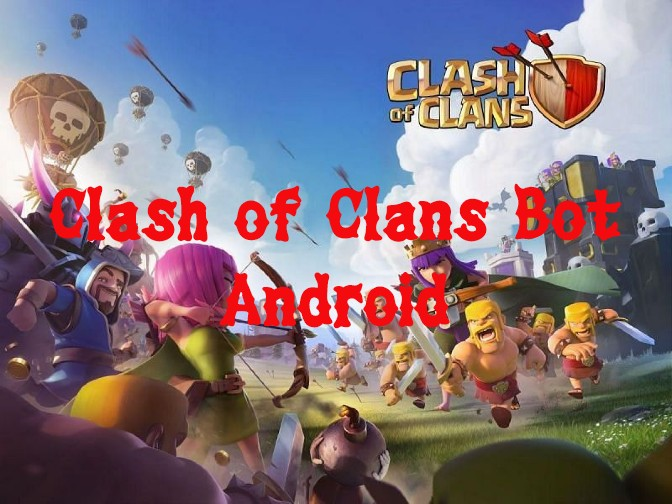 Clash of Clans Bot 2020 for Android[100% Working and Safe COC Bot]
