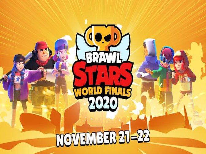 Brawl Stars World Finals 2020 Take Place on November 21-22!