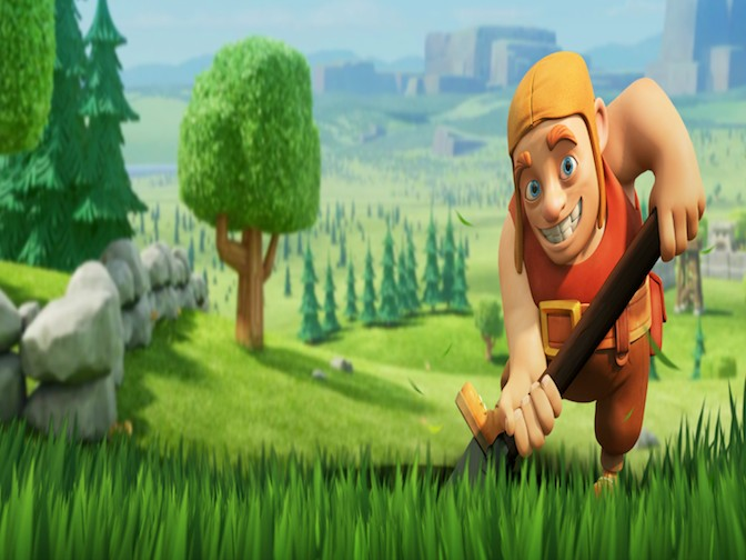 Clash of Clans has an Optional Update V13.576.8 for Bug Fixes