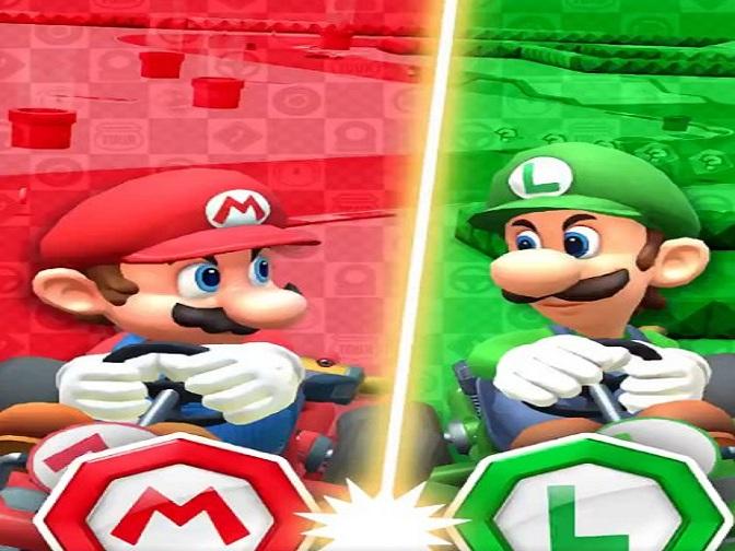 Boost your Team in Mario VS. Luigi Rally with Mario Kart Tour Bot
