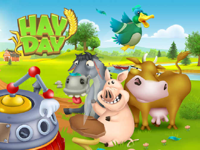 [Guide] Auto Farm Multiple Hay Day Accounts with Hay Day Bot