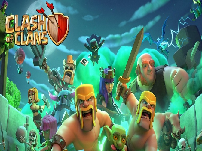 Clash of Clans Won't Support Old Systems (Android 4.4 and iOS 10 below)