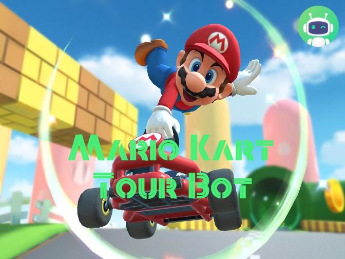 How do You Auto Farm New Year's 2021 Tour in Mario Kart Tour?