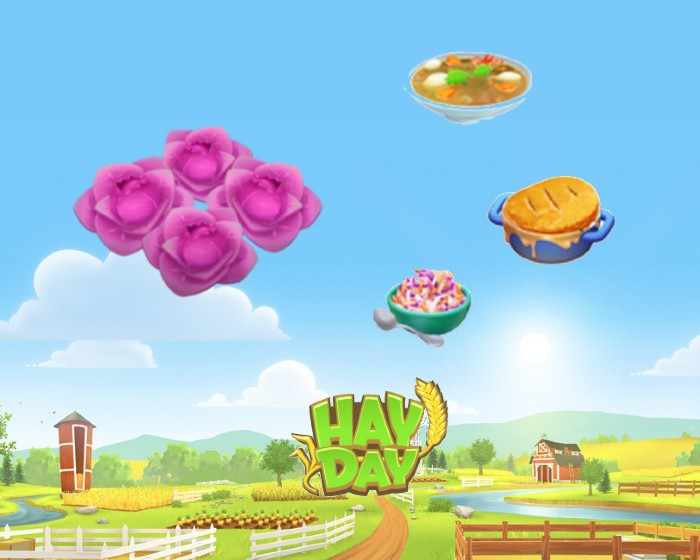 Hay Day 2021 Spring Update - Cabbage and Its New Products.jpg